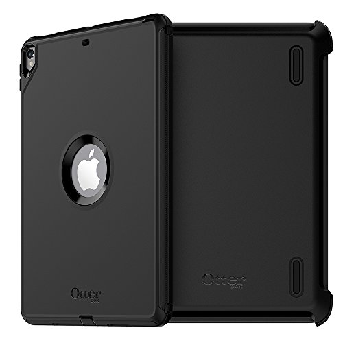 OtterBox DEFENDER SERIES Case for iPad Pro 10.5'' & iPad Air (3rd Generation) - Retail Packaging - BLACK by OtterBox (Image #2)