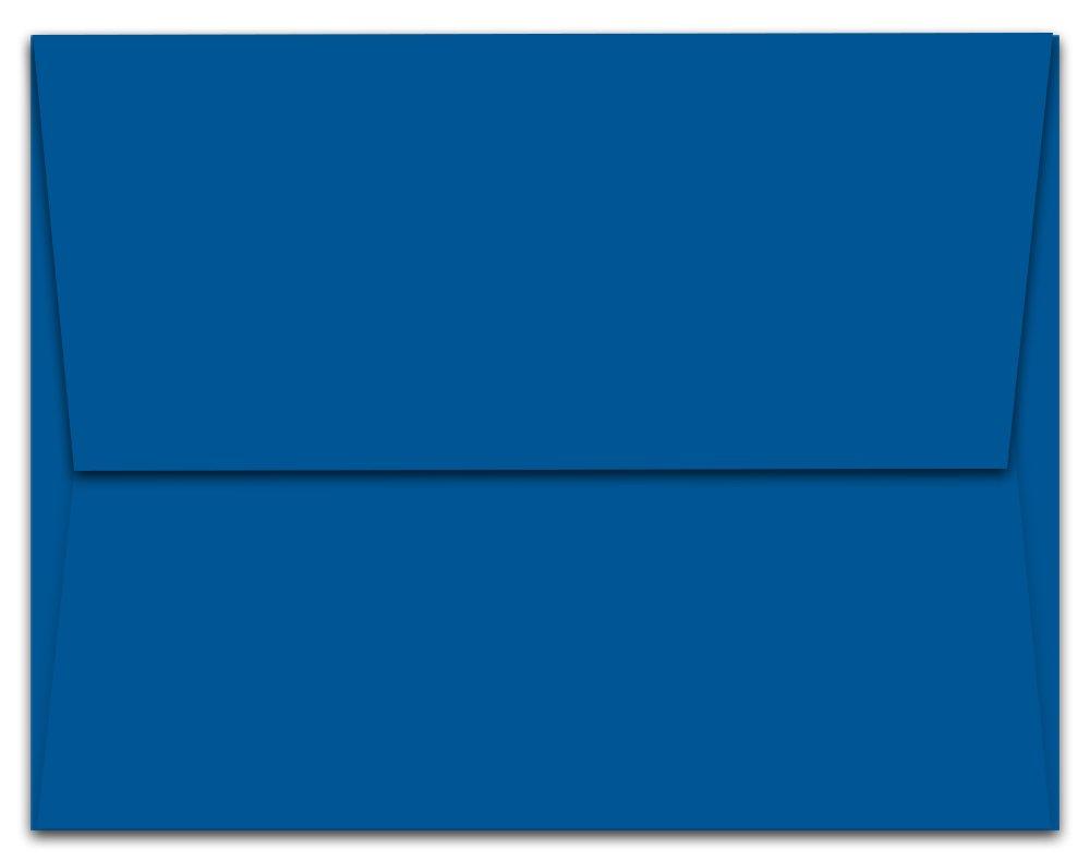100コバルトブルーa2封筒 – 5.75
