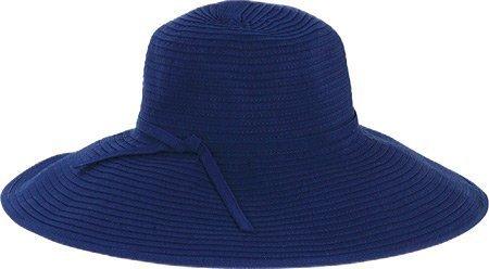 San Diego Hat Company Women's Ribbon Floppy RBL202