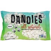 Dandies - All Natural Mini Marshmallows Vanilla - 10 oz.