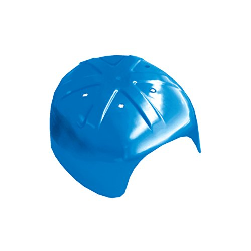 Vulcan Inserts for Baseball Style Bump Cap, Polyethylene, One Size, Blue