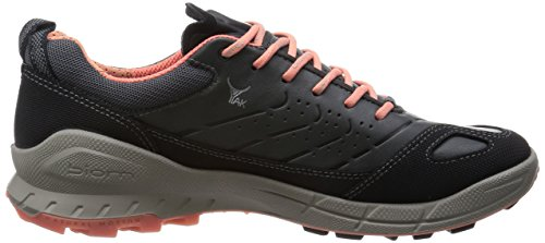 Trail Fitnessschuhe Black Ecco Outdoor Grau Darkshadow Coral 58929 Biom FL Damen TRaFRq