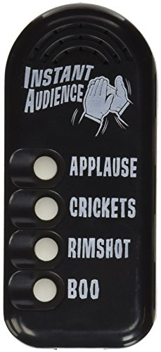 Accoutrements Instant Audience (Cricket Noise Maker compare prices)