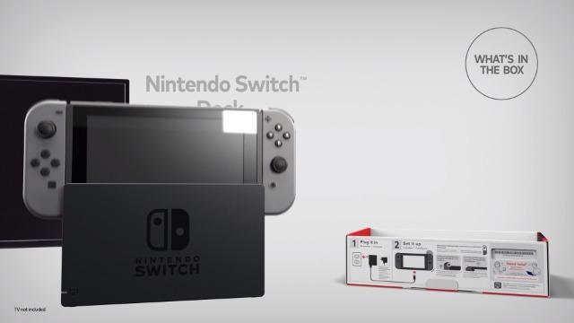 Nintendo Switch with Gray Joy‑Con -HAC-001(-01) 7