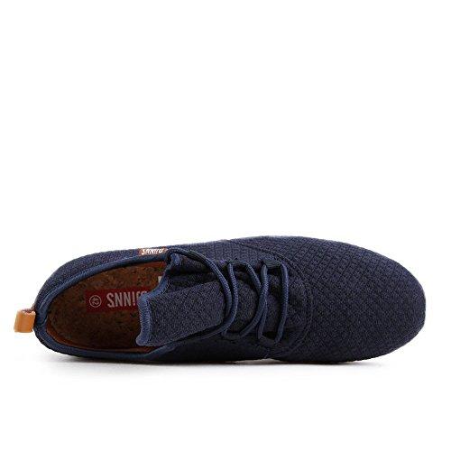 Padded Mini xtdj110 Schuhe Lau Djinns Navy 015 Moc xqwtIAYU