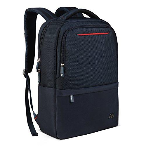 d32fecbd5229 AspenSport Business Durable College School Travel Laptop Backpack for Men  Fits Under 15.6 Inch Laptop Navy