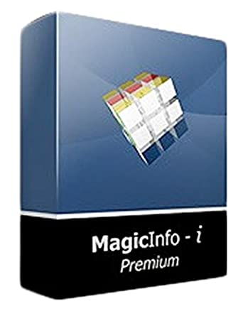 Samsung MagicInfo Premium Server for S Player 3.0 - Software ...