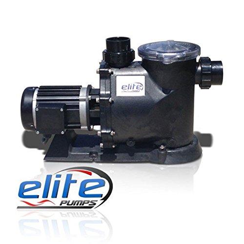 - Elite Pumps 4700EP2LR21 Primer Pro 2 Low RPM Series 1 4 HP GPH External Pond Pump