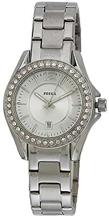 Fossil Women's ES2879 Riley Mini Stainless Steel Watch