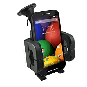 Huawei Ascend Y330 Universal Rotating Arm Car Windscreen Car Mount Holder Exclusive To *Aventus* by Aventus