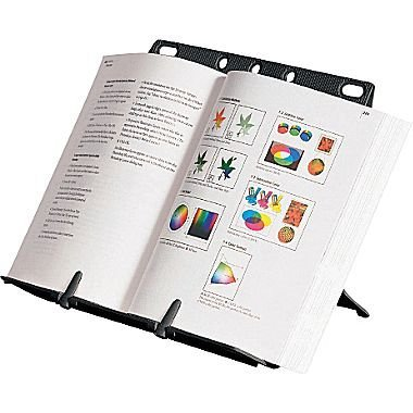- 1InTheOffice Book Stand, Super Book Holder