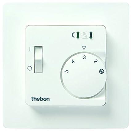 Theben ramses 751 ra - Termostato electronico ramses 751-ra