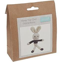 Trimits Crochet Your Own Bunny Rabbit Complete Kit!
