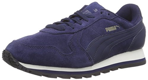 Puma ST Runner SD, Zapatilla deportiva, Unisex Adulto Azul (Peacoat 04Peacoat 04)