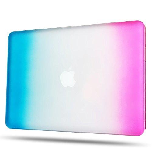 TNP MacBook Retina Case Rainbow
