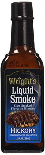 WRIGHT'S Hickory Liquid Smoke - 3.5 ()