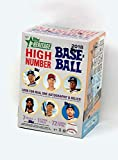 Topps 2018 Heritage High Number Baseball Blaster Box (8 Packs/9 Cards)