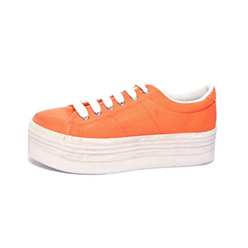 JC Play , Damen Sneaker Arancione