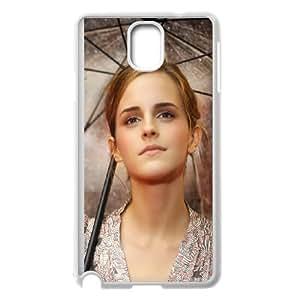 Samsung Galaxy Note 3 Cell Phone Case White Emma Charlotte Duerre Watson G7F7DN