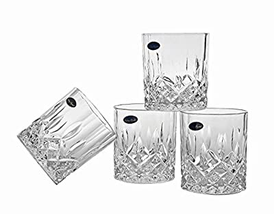 Amlong Crystal Old Fashioned Glasses