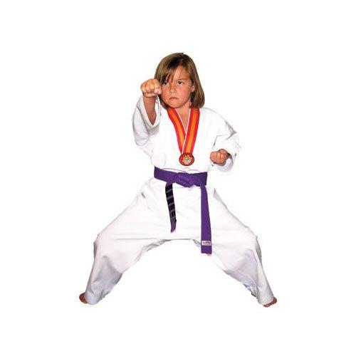 Tiger Claw Kid Tiger Uniform - Size 00