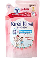 Kirei Kirei Anti-bacterial Foaming Body Wash Refill, Moisturizing Peach, 600ml