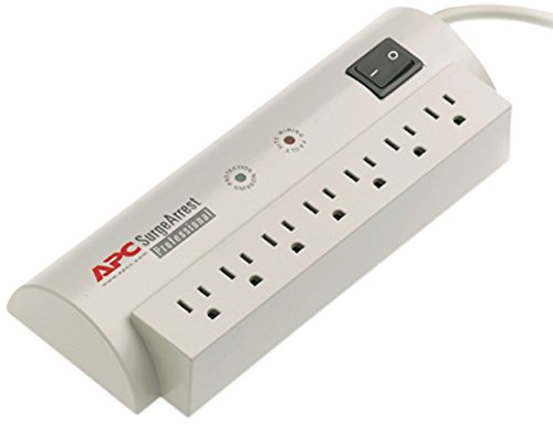 APWPRO7 - APC SurgeArrest Professional Power Surge (Professional 320 Joule 7 Outlet)