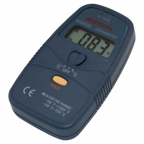 -58F~1382F Digital Thermometer with K probe by Precision Mastech (Image #8)