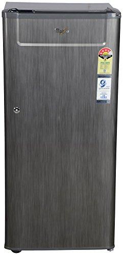 Whirlpool Direct-cool Single-door Refrigerator (185 Ltrs, 4 Star Rating, Grey Titanium)