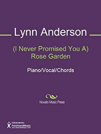 I Never Promised You A Rose Garden Kindle Edition By Joe South Lynn Anderson Arts