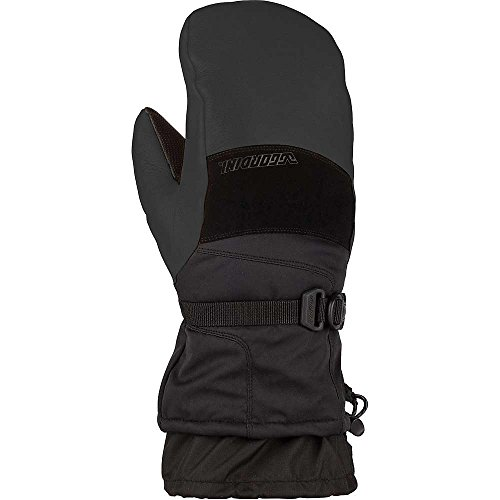 Gordini The Polar Mitt - Women's Black Medium