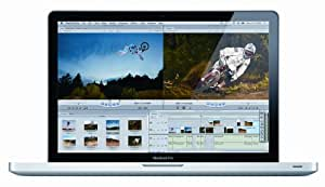 Apple MacBook Pro MB471LL/A 15.4-Inch Laptop (2.53 GHz Intel Core 2 Duo Processor, 4 GB RAM, 320 GB Hard Drive, Slot Loading SuperDrive)