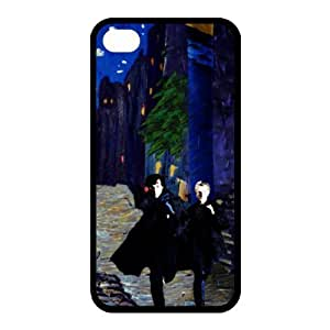 Customize TV Series Shelock Holme Back Case for iphone 4 4S JN4S-1865 hjbrhga1544