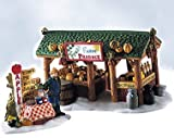 Dept 56 New England Series Farmers Market 56.56637
