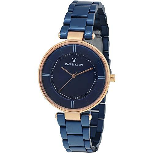 Daniel Klein Analog Blue Dial Women's Watch – DK11467-5