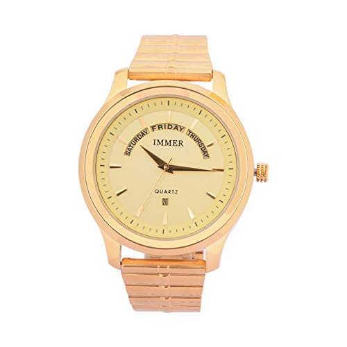 Immer Gold Supremacy Analog Watch   for Men