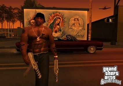 Grand Theft Auto: San Andreas [Alemania]: Amazon.es: Videojuegos