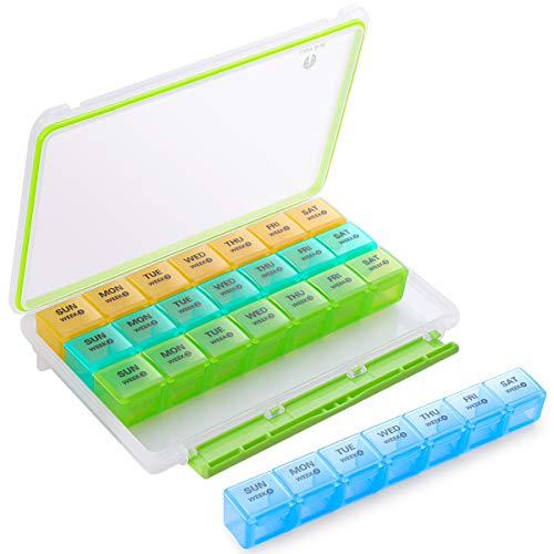 BUG HULL Organizer Moisture Proof Supplements product image