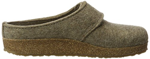 Beige Chaussons 550 Haflinger Mixte Grizzly torf Adulte Ole wSxwqXE71