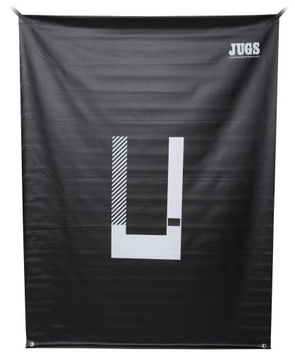 Jugs Backdrop and Pitcher's Trainer (Drop Zone Marker)