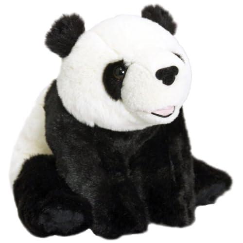 Keel Toys 65043 - Jouet de Premier Age - Peluche - Panda - 45 cm