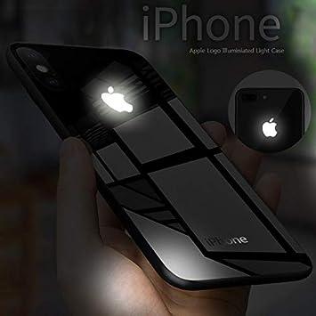 LEKE LED light Luxury Case Back Cover