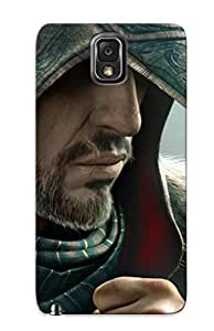 Exultantor High Quality Assassins Creed Revelations Fanart Case For Galaxy Note 3 / Perfect Case For Lovers