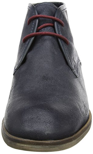 Joe Browns Men's Distressed Leather Desert Boots Blue (A-indigo) 5aIE6PwT7