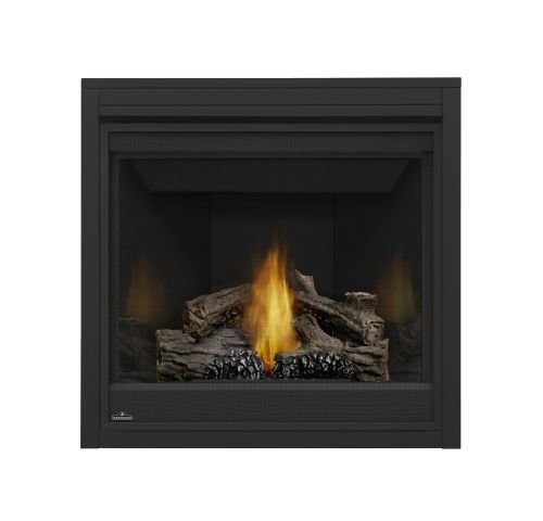 Napoleon B35 Ascent MV Fireplace w/Porcelain Panels - - Napoleon Fireplace Porcelain