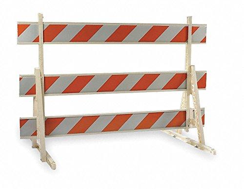 Leg Frame, Type 3, 66'' x 60'' x 48'', Orange/White