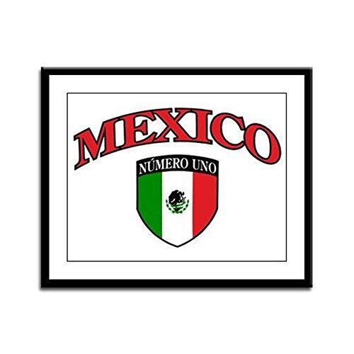 Framed Panel Print Mexico Numero Uno Mexican - Mexico Numero De