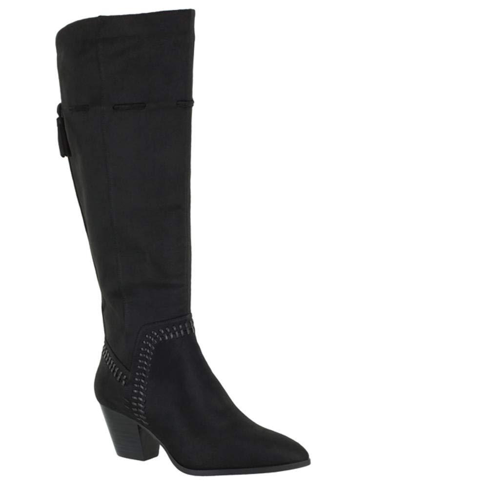 Blk Nw Sps Bella Vita Womens Eleanorii Fashion Boot