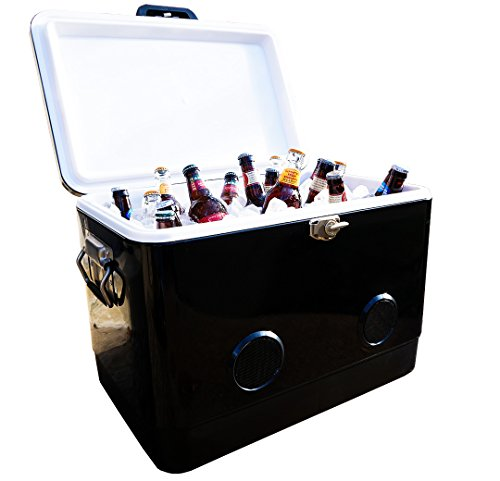 BREKX Cooler Powered Bluetooth Speakers product image