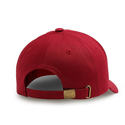 de de Gorra de Haoduoliao Gorras Béisbol Carta Sombreros Béisbol los y Hombres Cap de Bordado Gorras del TYwgwz6xq